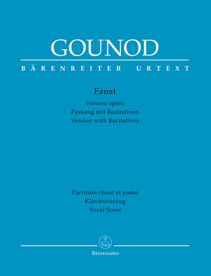 Gounod, Charles: Faust Product Image