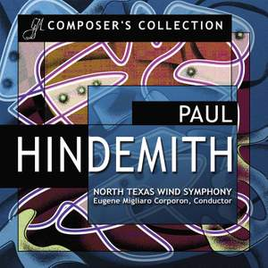 Composer's Collection: Paul Hindemith Product Image