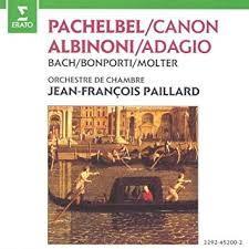 Pachelbel: Canon, Albinoni: Adagio