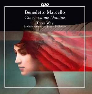 Benedetto Marcello: Conserva Me Domine Product Image