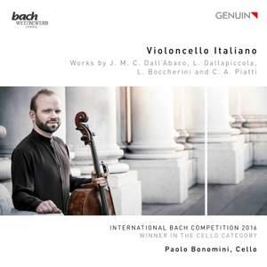 Violoncello Italiano Product Image