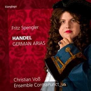 Handel: German Arias Product Image