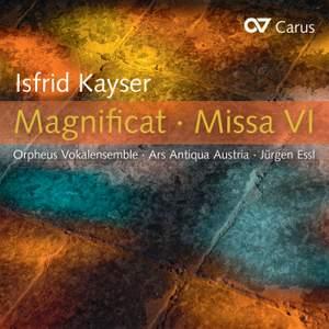 Kayser: Magnificat & Missa VI Product Image