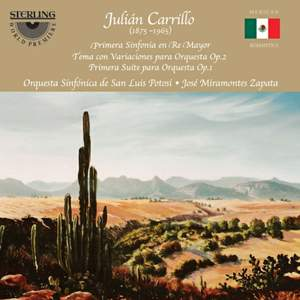 Carillo: Orchestral Works Product Image