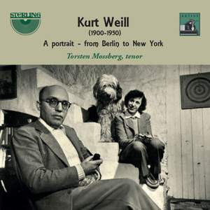 Kurt Weill: A Portrait from Berlin to New York Product Image