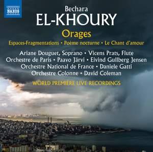 El-Khoury: Orages