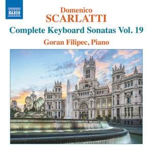 Scarlatti - Complete Keyboard Sonatas Volume 19