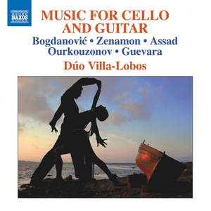 Music for Cello and Guitar Product Image