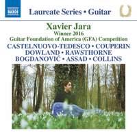 Guitar Recital: Xavier Jara