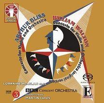 Walton & Bliss: Violin Concertos
