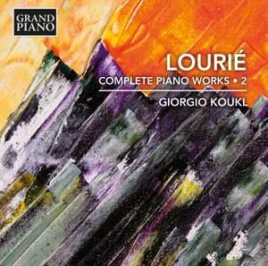 Arthur Lourié: Complete Piano Works, Vol. 2 Product Image