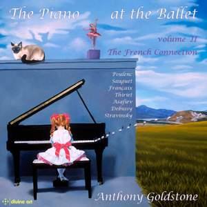 The Piano At The Ballet, Vol. 2