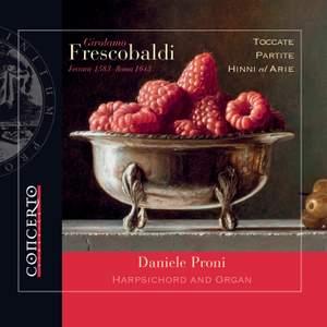 Frescobaldi: Music for Harpsichord and Organ