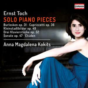 Ernst Toch: Solo Piano Pieces Product Image