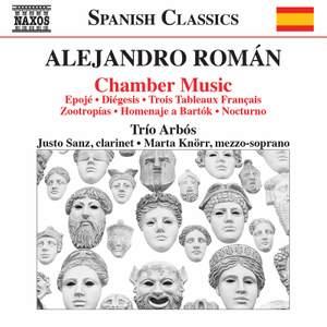 Alejandro Román: Chamber Music