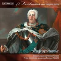 Bach - Secular Cantatas VIII Celebratory Cantatas