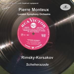 Rimsky Korsakov: Scheherazade, Op. 35 Product Image