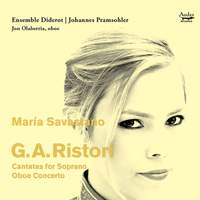 Ristori: Cantatas for Soprano & Oboe concerto
