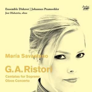 G.A. Ristori: Cantatas for Soprano & Oboe concerto Product Image