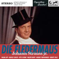 Strauss, J, II: Die Fledermaus (highlights)