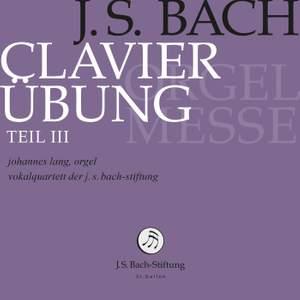 J.S. Bach: Clavier-Übung, Book 3 'Orgelmesse'