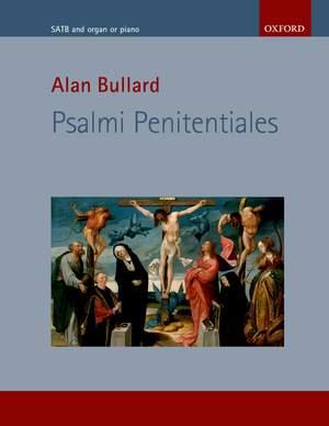 Bullard, Alan: Psalmi Penitentiales