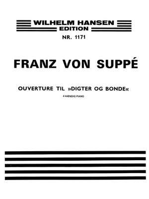 Franz von Suppé: Digter og Bonde