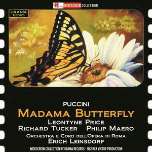 Puccini: Madama Butterfly (Madame Butterfly)
