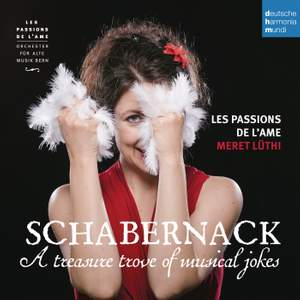 Schabernack - A Treasure Trove of Musical Jokes