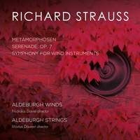 Richard Strauss: Metamorphosen & Symphony for Wind Instruments
