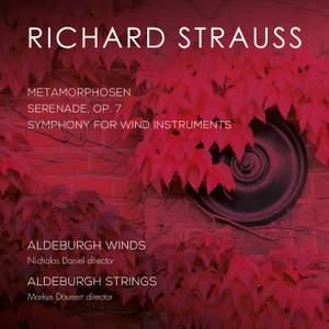 Richard Strauss: Metamorphosen & Symphony for Wind Instruments