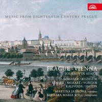 Prague – Vienna: Journey in Songs