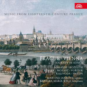 Prague – Vienna: Journey in Songs