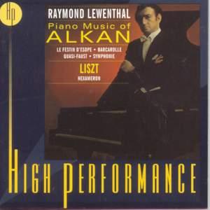 Alkan & Liszt: Piano Works