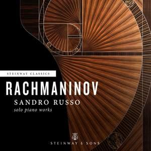 Rachmaninov: Solo Piano Works