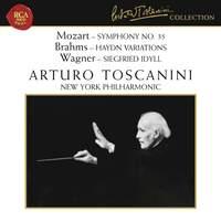 Brahms, Mendelssohn, Mozart, & Wagner: Orchestral Works