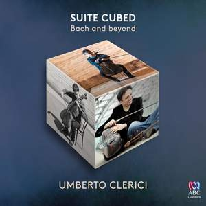 Suite Cubed -Bach and Beyond Product Image