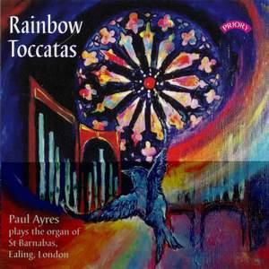 Ayres: Rainbow Toccatas