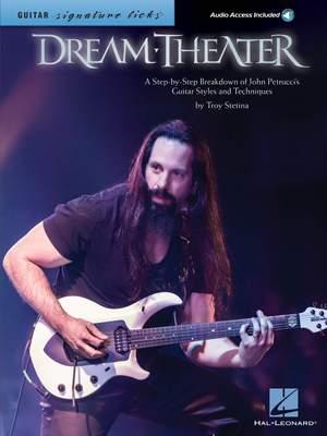 Dream Theater: Dream Theater Signature Licks