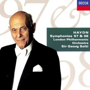 Haydn: Symphonies Nos. 97 & 98 Product Image