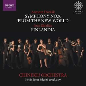 Dvorak: Symphony No. 9 & Sibelius: Finlandia Product Image