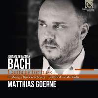 JS Bach: Cantatas for Bass