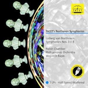 Beethoven: Symphony Nos. 3 & 4 - Vinyl Edition