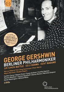 Berliner Philharmoniker play George Gershwin