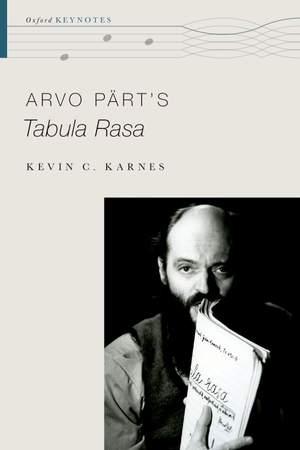 Arvo Part's Tabula Rasa