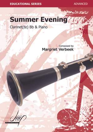 Margriet Verbeek: Summer Evening Product Image