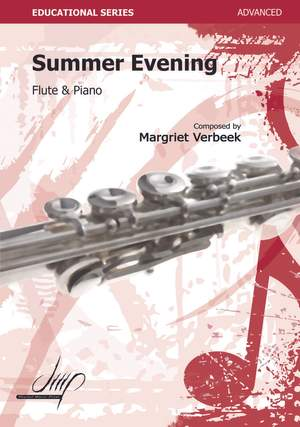 Margriet Verbeek: Summer Evening Product Image
