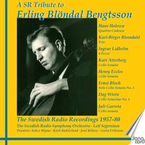 Bengtsson: The Swedish Radio Recordings 1957-80