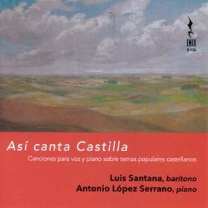 Así canta Castilla Product Image