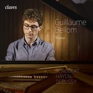 Schubert, Haydn: Piano Sonatas, Debussy: Estampes Product Image